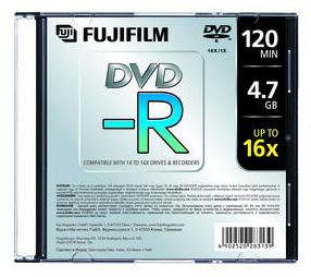 Fujifilm DVD