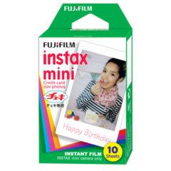 Instax mini film 10 db-os