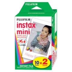 Instax mini film 20 db-os